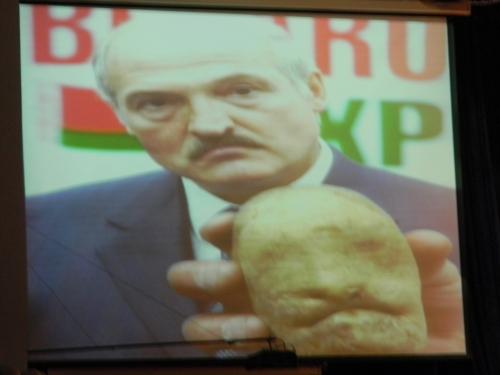 Первое лицо государства Беларусь и Лукашенко
