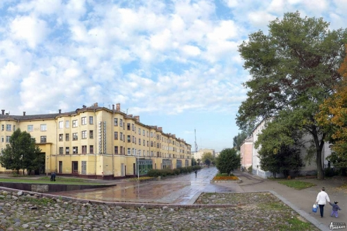 Смоленский Форум • Прогулки вокруг нарвских казарм