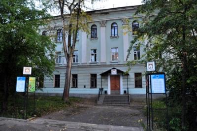 Смоленский областной театр кукол имени Д.Н. Светильникова