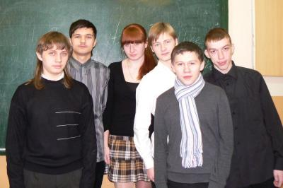 Школа №21 имени Н.И.Рыленкова