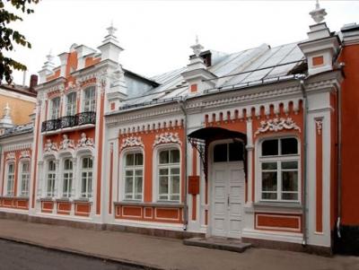 Музей скульптуры С.Т.Коненкова