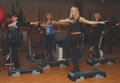 """Спортивный клуб """"Lady Fitness"""""""