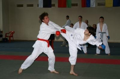 Клуб спортивно-прикладных единоборств Самурай
