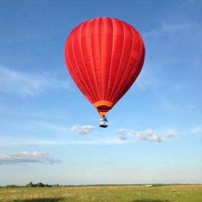 Aero-67 Полет на воздушном шаре